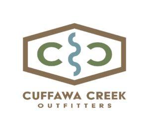 Cuffawa Creek Outfitters logo