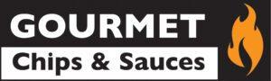 Gourmet Chips & Sauces logo